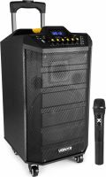 VPS10 Portable Sound System 10'' with BT