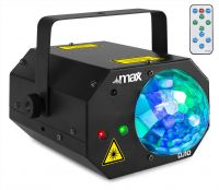 DJ10 Jelly Moon with Red/Green Laser