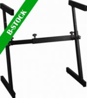 """Nomad Stands Nomad NKS-282, Heavy Duty Keyboard Stand - Z-style fra """"B-STOCK"""""""