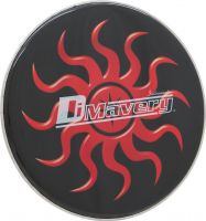 Dimavery DH-22 Drumhead, Motive 1
