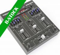 """STM2270 4-Channel Mixer Sound Effects SD/USB/MP3/BT """"B STOCK"""""""