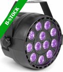 "Black Light, PartyPar UV 12x1W UV DMX ""B-STOCK"""