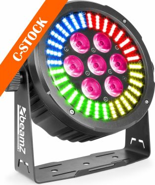 "BAC502 Aluminum LED Par ""C-STOCK"""