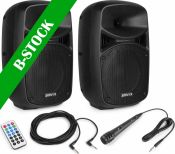 "VPS082A Plug & Play 400W Speaker Set ""B-STOCK"""