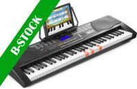 "KB9 Electronic Keyboard with 61-lighted keys and LCD display ""B-STOCK"""