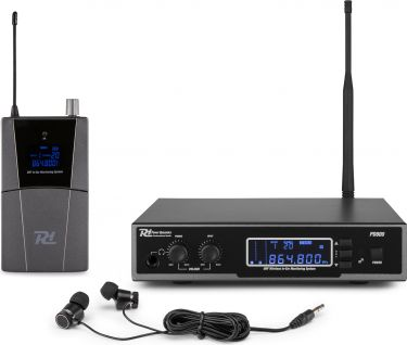 PD800 In Ear Monitoring System UHF