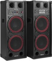 "SPB-210 PA Active Speakerset 2x 10"" BT"