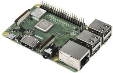 "<span class=""c9"">Raspberry Pi -</span> Raspberry Pi 3 Model B+ 1GB RAM, Broadcom BCM2837 64bit"