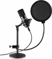 CMTS300 Studio Microphone Set Black