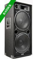 """MAX215 Speaker 2x15""""-1400W """"B-STOCK"""""""
