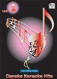 Danske Karaoke Hits vol. 2 CDG