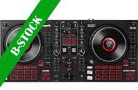 "Numark Mixtrack Platinum FX, 4-Deck DJ Controller with Jog Wheel Di ""B-STOCK"""