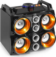 MDJ200 Party Station 150W with battery and BT