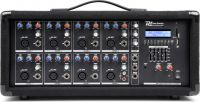PDM-C805A 8-Channel Mixer with Amplifier