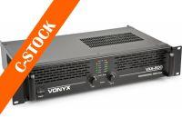 """PA Amplifier SKY-800 II 2x 400W """"C-STOCK"""""""