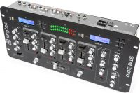 """STM-3010 4-Channel 19"""" Mixer with USB/MP3"""