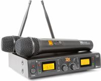 PD782 2x 8-Channel UHF Wireless Microphone System with Microphones