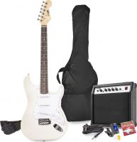 GigKit Electric Guitar Pack White