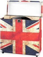 RC30 Vinyl Record Case UK Flag