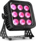 StarColor72 LED Flood Light 9x 8W IP65 RGBW