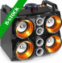 """Loudspeakers, MDJ200 Party Station 150W with battery and Bluetooth """"B-STOCK"""""""