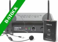 """STWM711H 1-Channel VHF Wireless Headset Microphone System """"B-STOCK"""""""
