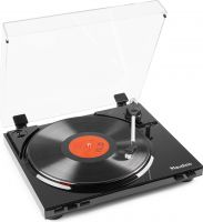 RP310 Record Player with USB Black