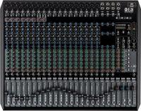 RCF E24 mixer 18 Mic + 3 stereo input, 6 AUX, m/effekt