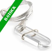 """Safety Rope 60cm x 2mm """"B-STOCK"""""""