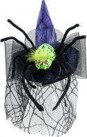 Halloween, Europalms Halloween Costume Witch Hat with Spider