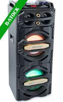 """LIVE2101 Partystation Double 10"""" 800W """"B-STOCK"""""""