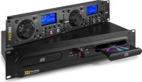PDX350 Double CD/MP3/USB Player
