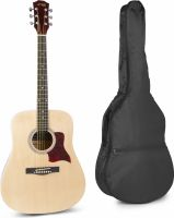 SoloJam Western guitar pakke (Naturel)