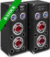 "KA-26 Active Speaker Set 2x 6.5"" USB/RGB LED 800W ""B-STOCK"""