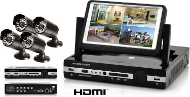 """All in one DVR 7"""""""