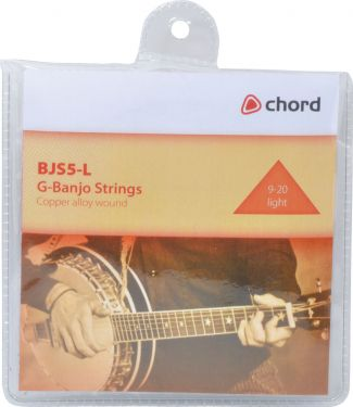 G-banjo string set