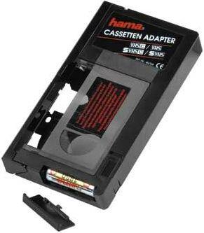 "Hama Cassette Adapter VHS-C/VHS ""Auto"""