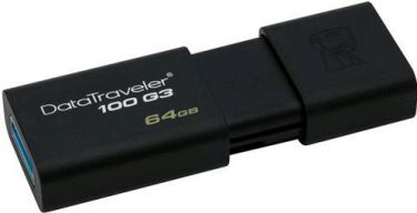 Kingston 64GB USB DataTraveler 100 G3 / USB 3.0