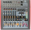 PDM-S803A Amplified Mixer 8-Channel DSP/MP3- USB IN/OUT