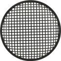 "Metal speaker grille, 25 cm (10"")"
