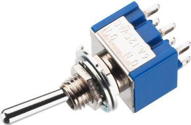 Precision Toggle Switches MS-525