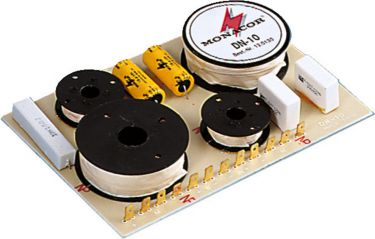3-way crossover network for 8Ω DN-10