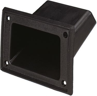 Recessed handle for speaker cabinets MZF-8308