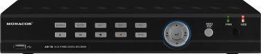Hybrid recorder 8kanal AXR-108