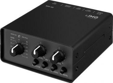 Mikrofonforstærker MPA-102