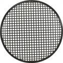 "Metal speaker grille, 30 cm (12"")"