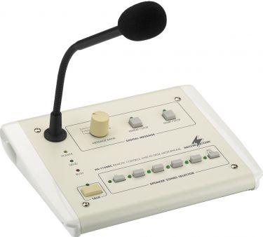 PA zone paging desktop microphone PA-1120RC