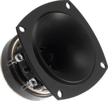 Miniature PA horn tweeter, 50 W, 8 Ω HT-30