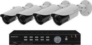 Video surveillance set AXZ-408BV