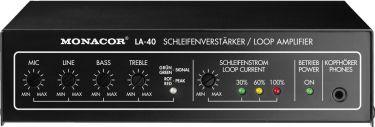 Teleslynge forsterker LA-40